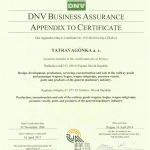 Tatravagonka certifikát QMS ENG