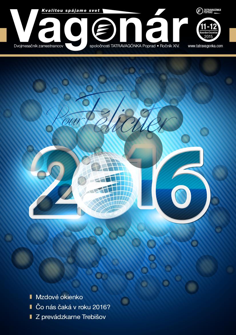 Mesačník - 2015 - Vagonár 11_12_2015_web