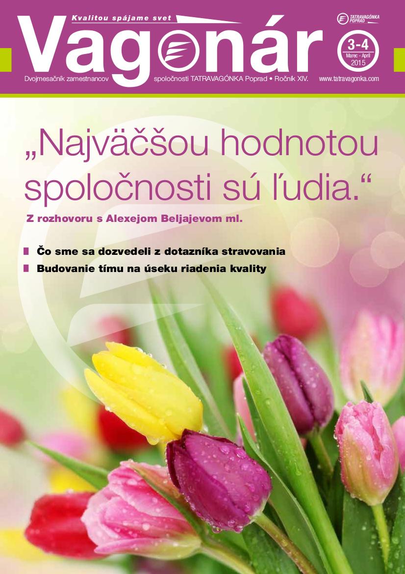 Mesačník - 2015 - Vagonár_3-4_2015
